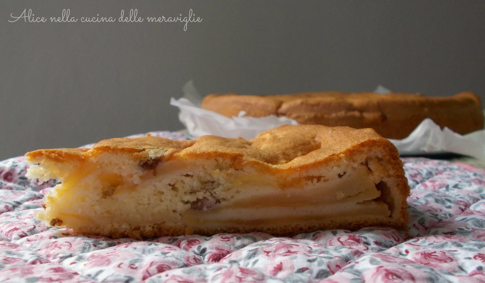 Ortisei apple cake Alice nella cucina delle meraviglie