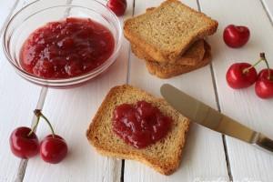 Marmellata di ciliege