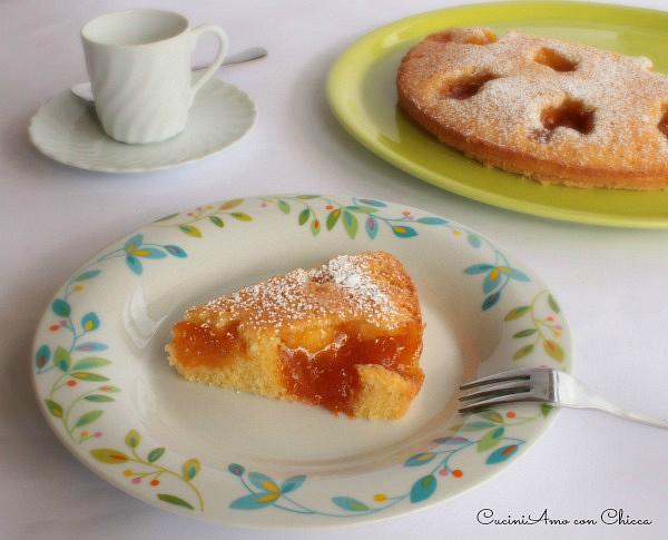 Torta morbida con marmellata |CuciniAmo con Chicca