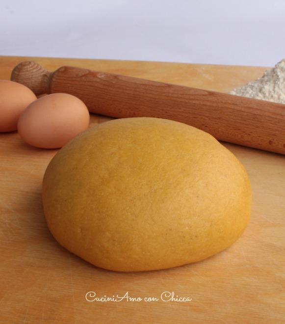 Pasta fresca all'uovo |CuciniAmo con Chicca