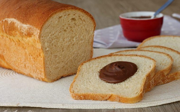 Pan carré con lievito madre