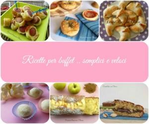 Ricette per buffet semplici e veloci