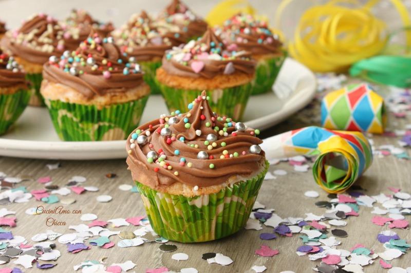 Cupcakes arlecchino |CuciniAmo con Chicca