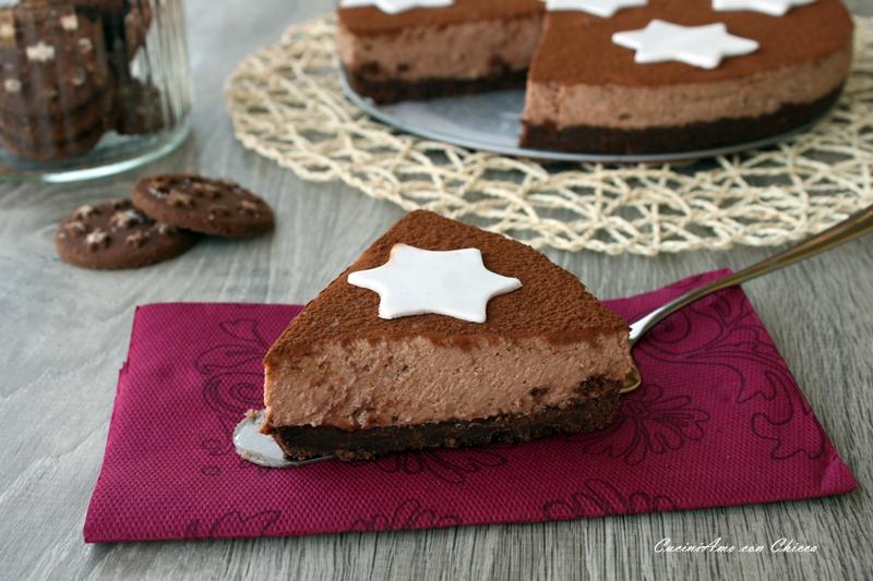 Cheesecake pan di stelle |CuciniAmo con Chicca