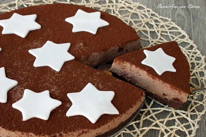 Cheesecake pan di stelle |CuciniAmo con Chicca