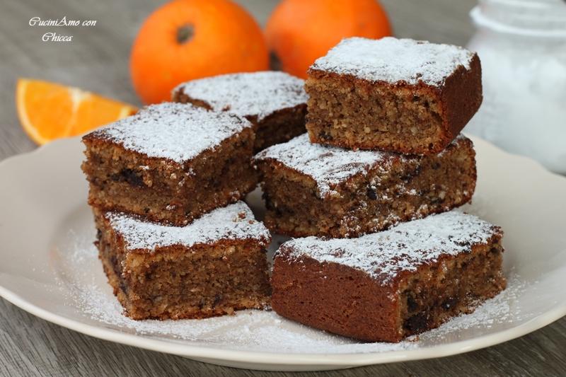 Ricette torte al cioccolato e arancia