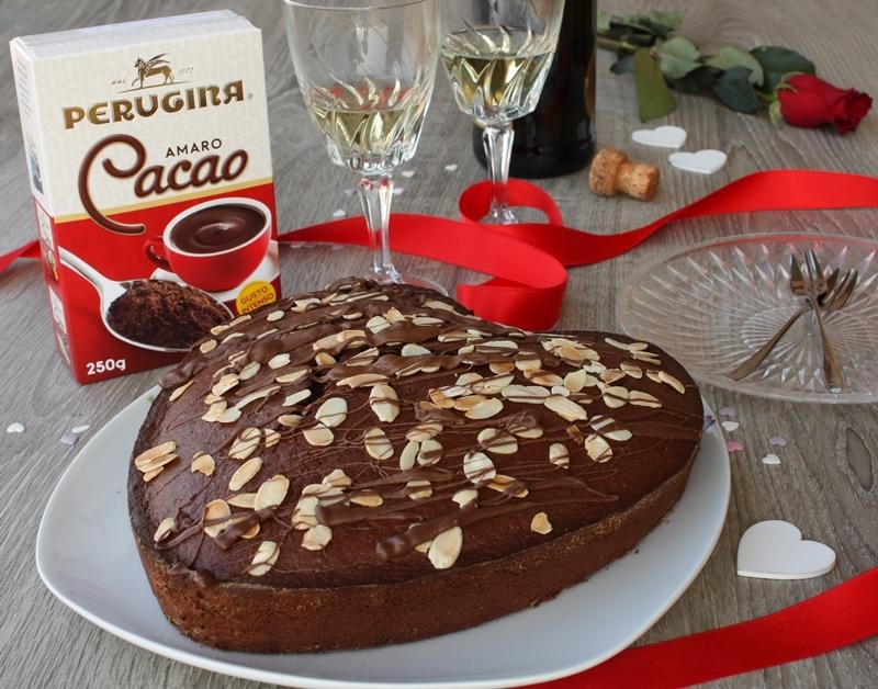 Torta al cacao e cocco