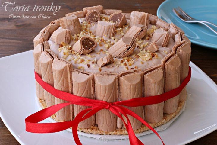Torta tronky