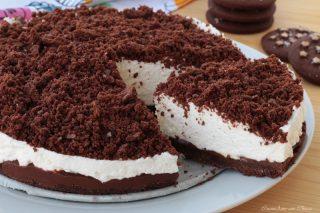 torta senza cottura pan di stelle 5
