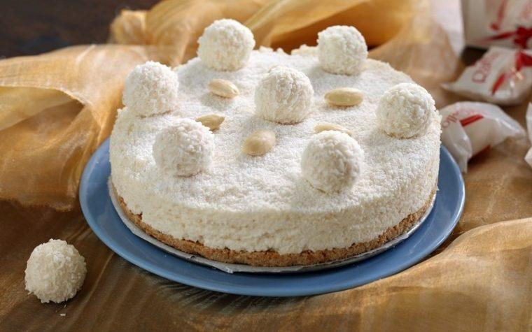 Cheesecake Raffaello
