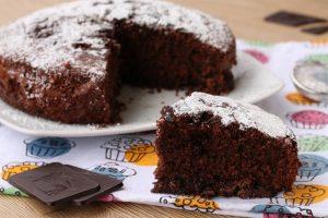 Torta 7 vasetti al cioccolato