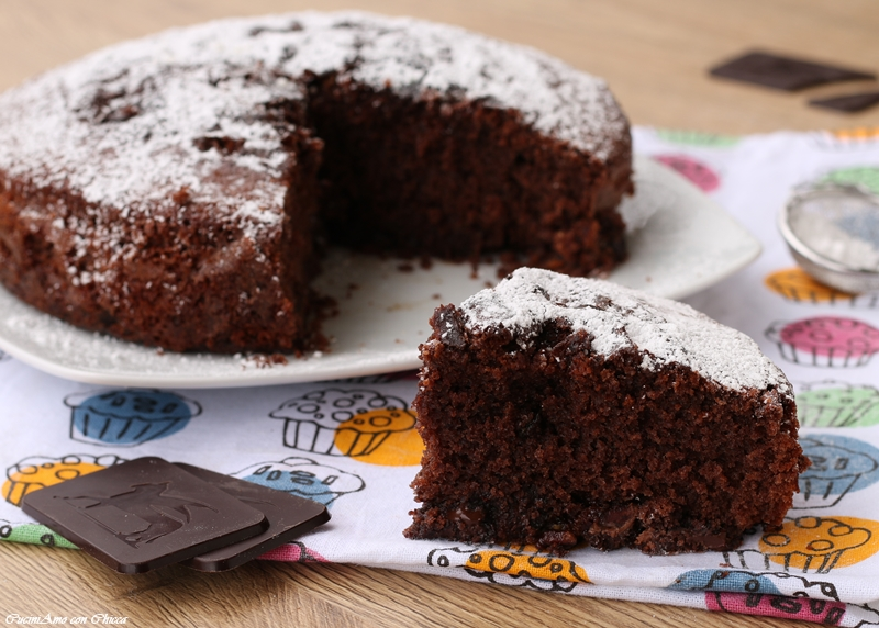 Torte Da Credenza Al Cioccolato : Torta vasetti al cioccolato cuciniamo con chicca
