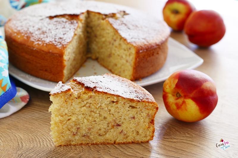 Torta Pan di Pesche Soffice e Irresistibile