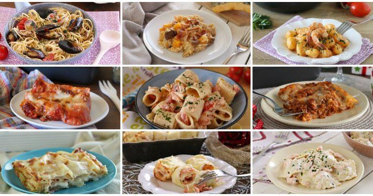 Primi piatti per le feste