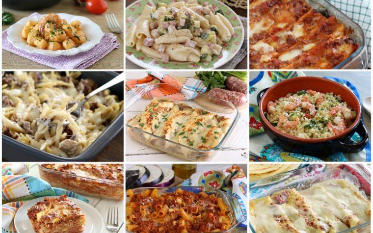 30 Primi piatti per il Pranzo di Pasqua