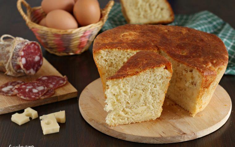 Torta di Pasqua al formaggio