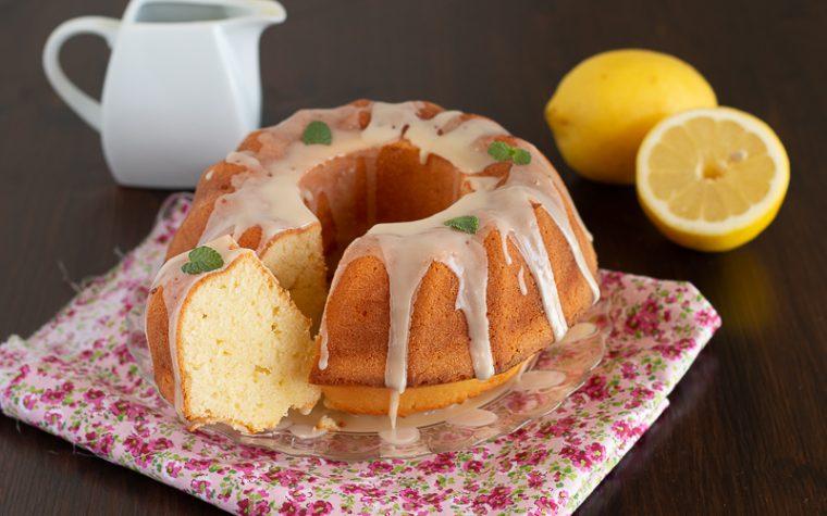 Ciambella pan di limone