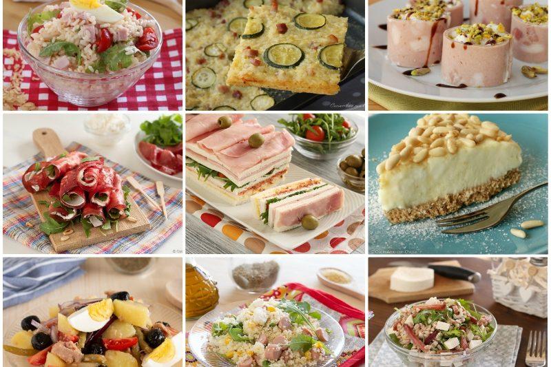 Tante idee per pranzo o cena d'estate