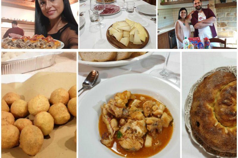 SOCIAL DINNER esperienza fantastica da ripetere!
