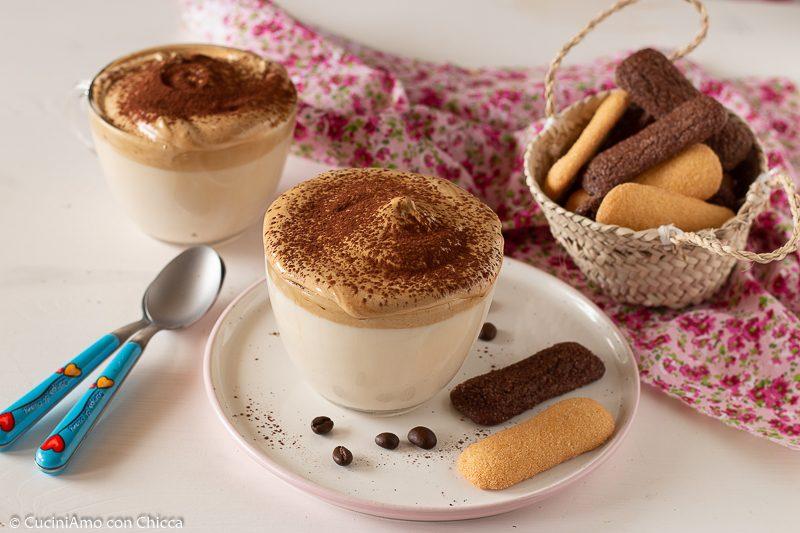 DALGONA COFFEE Il cappuccino sotto sopra
