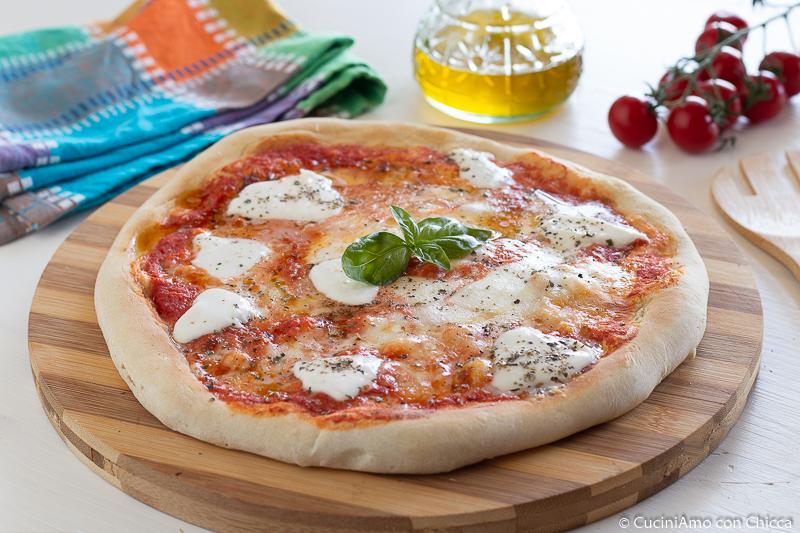 PIZZA IN PADELLA VELOCE ricetta facile