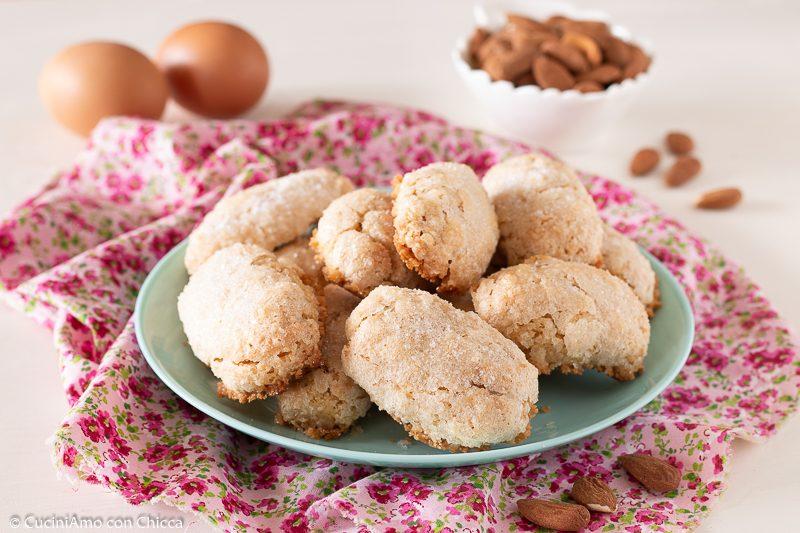 FAVE DEI MORTI biscotti tipici Umbri