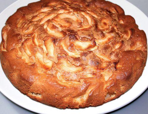 Torta di mela annurca