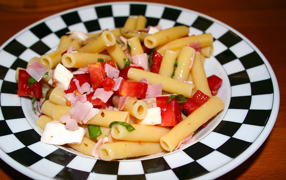 Insalata fredda di pasta