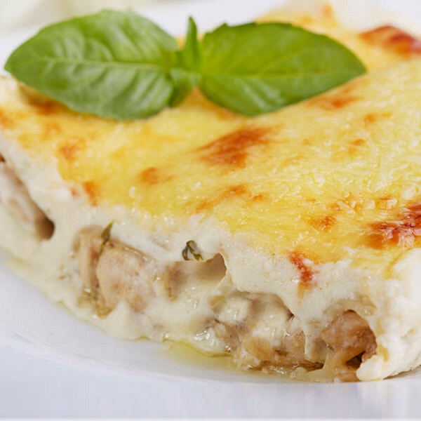 Cannelloni al pesce spada