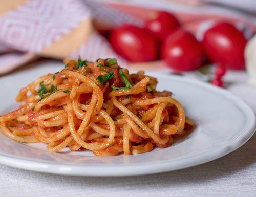 Spaghetti alla Corte d'Assise