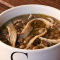 Zuppa di lenticchie con pizzoccheri