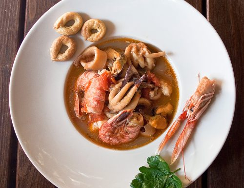 La zuppa di pesce dello Stretto – A zuppa i pisci ru strittu