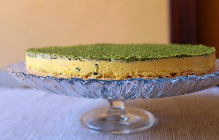 Cheesecake salata alla palermitana