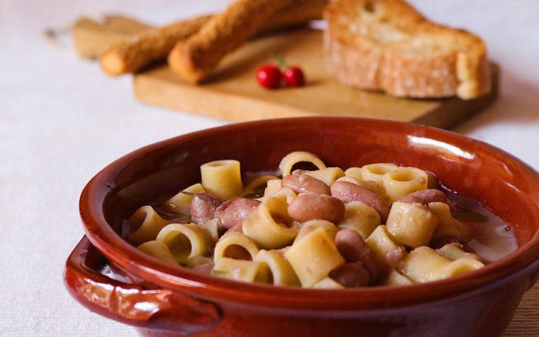 Pasta e fagioli freschi – Ricetta estiva