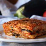 Parmigiana di melanzane vegetariana