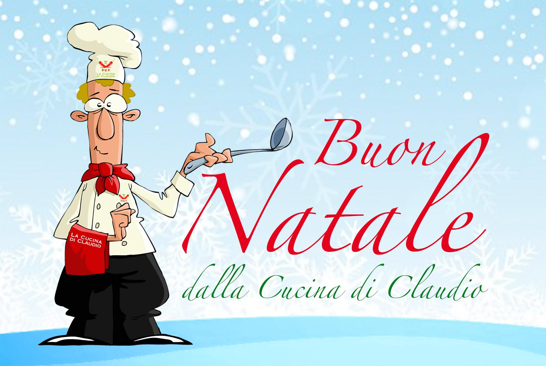 Buon Natale | La cucina di Claudio