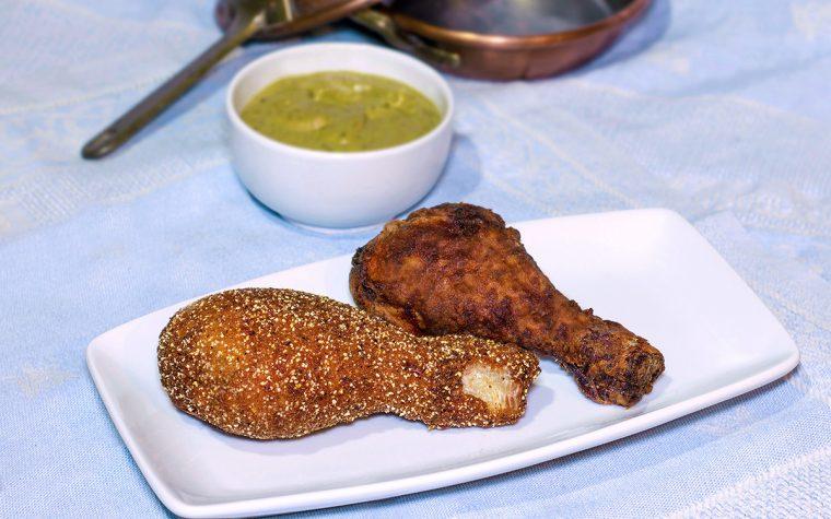 Pollo fritto Oriental Style