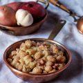 pasta e fagioli bianchi alla calabrese