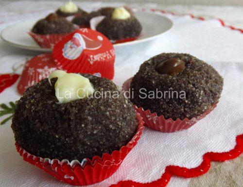 Biscotti double-chocolate