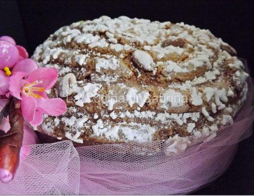 La veneziana dolce a lievitazione naturale