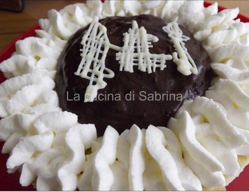 Cheesecake al cioccolato di Montersino