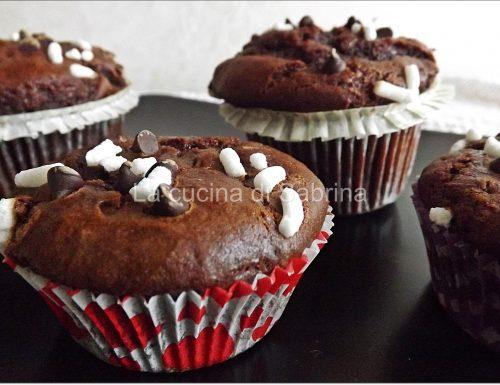 Muffin ciocco-ricotta