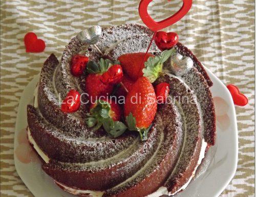 La Red Velvet bundt cake