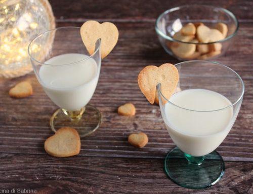 Biscottini da tazza per S. Valentino