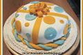 Torta di compleanno per Alessandro