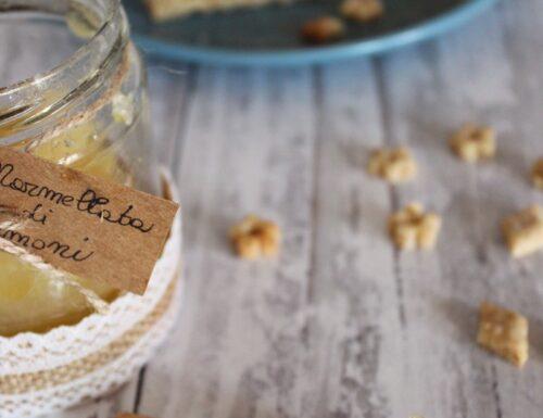 La marmellata di limoni – ricetta