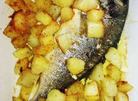 Orata e Patate al forno