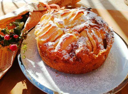 """""""Apfelkuchen"""" ossia Torta di mele tedesca"""