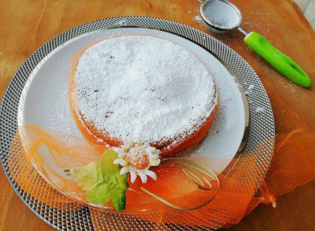 Hot Milk Sponge Cake ( Torta al latte caldo) ^__^
