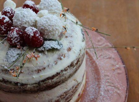 Naked Cake (ossia Torta nuda)